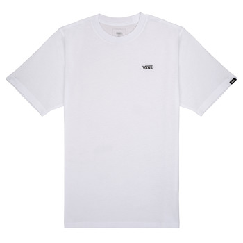 Kleidung Jungen T-Shirts Vans BY LEFT CHEST Weiss