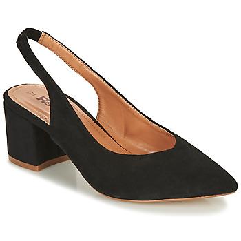 Schuhe Damen Pumps Refresh MINA Schwarz