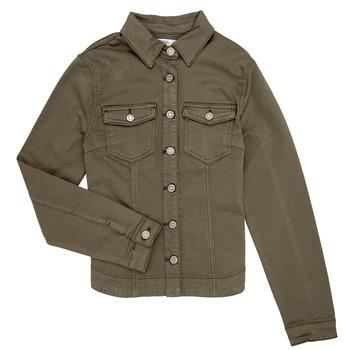 Kleidung Mädchen Jacken / Blazers Le Temps des Cerises SASHA Kaki