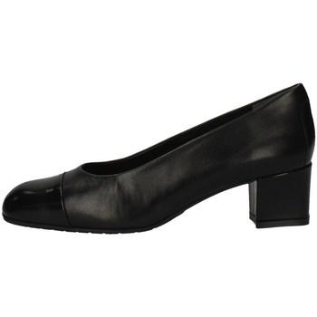 Schuhe Damen Pumps Musella W20400 BLACK