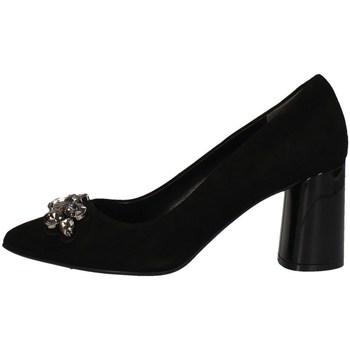 Schuhe Damen Pumps Musella W20720 BLACK