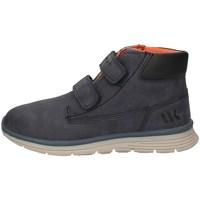 Schuhe Mädchen Ankle Boots Lumberjack SB65001-002 BLUE