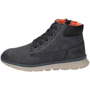 Schuhe Mädchen Ankle Boots Lumberjack SB65001-001 BLUE