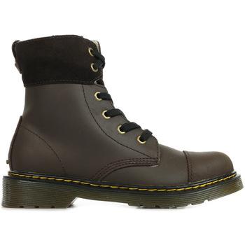 Schuhe Mädchen Boots Dr Martens Aimilita J Braun