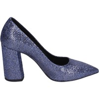 Schuhe Damen Pumps Strategia pumps glitter blau