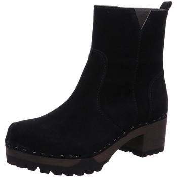 Schuhe Damen Boots Softclox Stiefeletten Insa S349106 schwarz