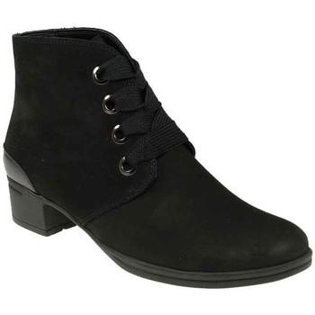 Schuhe Damen Low Boots Hartjes Stiefeletten 21772-1-01 schwarz