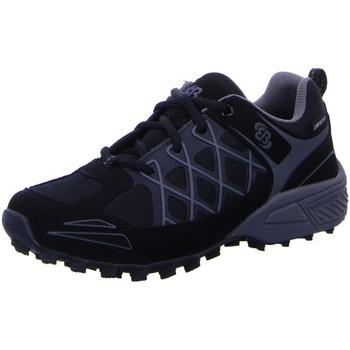 Schuhe Damen Fitness / Training Brütting Sportschuhe HIGHLAND 211188 schwarz
