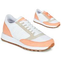 Schuhe Damen Sneaker Low Saucony Jazz Vintage Weiss / Lachs