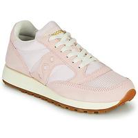 Schuhe Damen Sneaker Low Saucony Jazz Vintage Rose