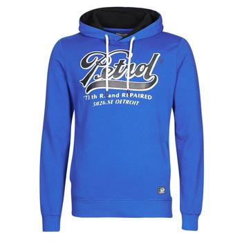 Kleidung Herren Sweatshirts Petrol Industries SWEATER HOODED Blau
