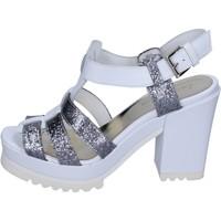 Schuhe Damen Sandalen / Sandaletten Sergio Cimadamore sandalen leder weiß