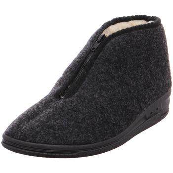 Schuhe Herren Hausschuhe Bold - 8112-W schwarz