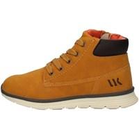 Schuhe Mädchen Ankle Boots Lumberjack SB65001-001 YELLOW