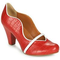 Schuhe Damen Pumps Cristofoli NEFI Rot