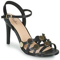 Schuhe Damen Sandalen / Sandaletten Menbur CACCURI Schwarz