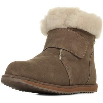 Schuhe Mädchen Schneestiefel EMU Sommers Kids Braun