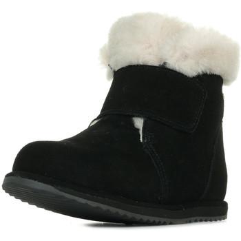 Schuhe Damen Schneestiefel EMU Sommers Kids Schwarz