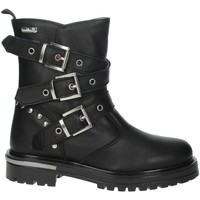Schuhe Mädchen Boots Balducci LEGERA1680 Schwarz