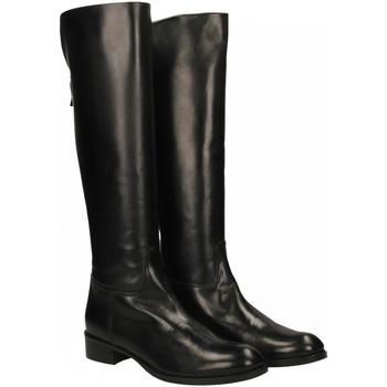 Lorenzo Masiero VITELLO nero - Schuhe Klassische Stiefel Damen 36900