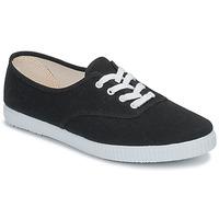 Schuhe Sneaker Low Yurban ARTOUM Schwarz