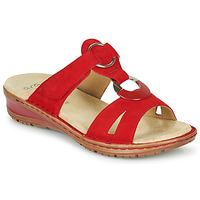 Schuhe Damen Sandalen / Sandaletten Ara HAWAII Rot
