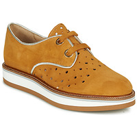 Schuhe Damen Derby-Schuhe Philippe Morvan NAXY Braun