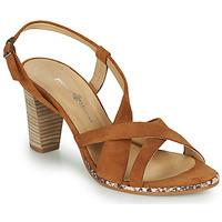 Schuhe Damen Sandalen / Sandaletten Philippe Morvan JUDE Braun