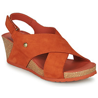 Schuhe Damen Sandalen / Sandaletten Panama Jack VALESKA Braun