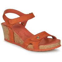 Schuhe Damen Sandalen / Sandaletten Panama Jack JULIA Braun