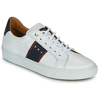 Schuhe Herren Sneaker Low Pantofola d'Oro ZELO UOMO LOW Weiss