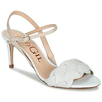 Schuhe Damen Sandalen / Sandaletten Paco Gil IBIZA MINA Weiss