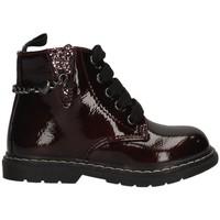 Schuhe Mädchen Boots Asso AG-4753 BORDEAUX