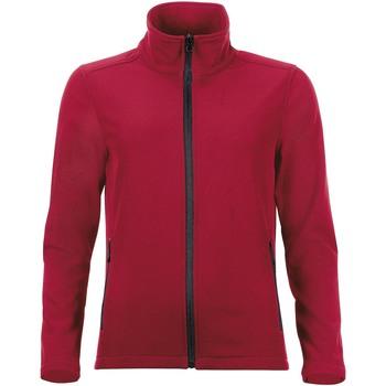 Kleidung Damen Trainingsjacken Sols RACE WOMEN SOFTSHELL Rojo