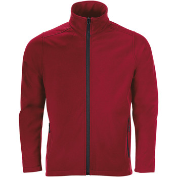 Kleidung Herren Trainingsjacken Sols RACE MEN SOFTSHELL Rojo