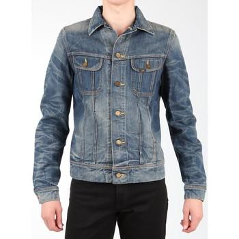 Kleidung Herren Jacken / Blazers Lee Jeansjacke  Rider Jacket L88842RT dunkelblau