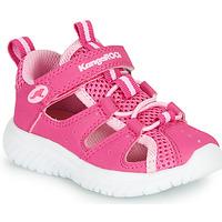 Schuhe Mädchen Sandalen / Sandaletten Kangaroos KI-ROCK LITE EV Rose