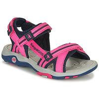Schuhe Mädchen Sandalen / Sandaletten Kangaroos K-LENI Rose