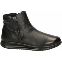 Schuhe Damen Low Boots Ecco Aquet Black Ovid HM black-nero