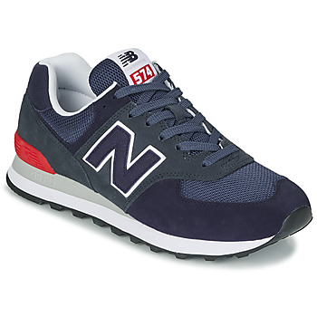 Schuhe Sneaker Low New Balance 574 Blau