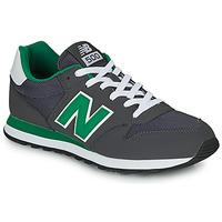 Schuhe Herren Sneaker Low New Balance 500 Grau / Grün