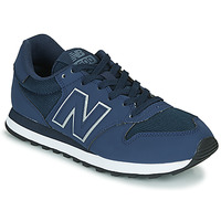 Schuhe Sneaker Low New Balance 500 Blau