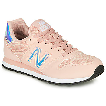 Schuhe Damen Sneaker Low New Balance 500 Rose