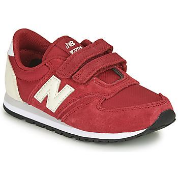 Schuhe Kinder Sneaker Low New Balance 420 Rot