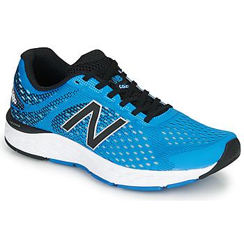 Schuhe Herren Laufschuhe New Balance M680SE7 Blau