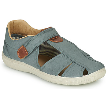 Schuhe Jungen Sandalen / Sandaletten Citrouille et Compagnie GUNCAL Grau