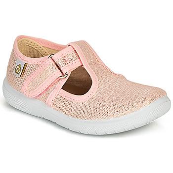 Schuhe Mädchen Ballerinas Citrouille et Compagnie MATITO Rose