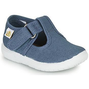 Schuhe Kinder Ballerinas Citrouille et Compagnie MATITO Blau