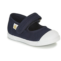 Schuhe Kinder Ballerinas Citrouille et Compagnie APSUT Blau / Marine