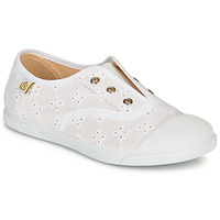 Schuhe Kinder Sneaker Low Citrouille et Compagnie RIVIALELLE Weiss